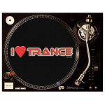 I LOVE TRANCE Slipmats