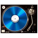 Slipmat Blue Ray