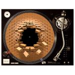 Slipmat Brik Wall