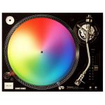 Slipmat Color-Wheel